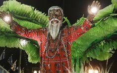 JORNAL O RESUMO - EXALTAR SANGUINÁRIO LEVA BEIJA-FLOR AO TÍTULO JORNAL O RESUMO: Beija Flor é campeã do carnaval do Rio de Janeiro