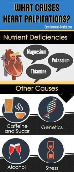 Causes of heart palpitations are not what you think.   http://www.easy-immune-health.com/causes-of-heart-palpitations.html