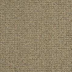 "Carpeting in ""Laugh Together"" color Flax Seed.. the look & feel of  tweed fabric for the floor..  Couldn't get any better than this!"