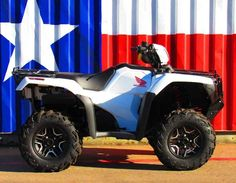 New 2016 Honda FourTrax Foreman Rubicon 4x4 Automatic D ATVs For Sale in Texas. 2016 Honda FourTrax Foreman Rubicon 4x4 Automatic DCT EPS Deluxe, 2016 Honda® FourTrax® Foreman® Rubicon 4x4 EPS Deluxe Engineered For Comfort And Confidence All Day Long. Nobody likes to get beat up. And we're not talking about some playground bully we're talking about how some ATVs treat you on a tough trail. Not the Honda® FourTrax® Foreman® Rubicon, though it's a premium ATV that places a premium on rider…