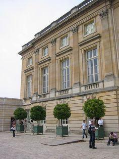 Petit Trianon Marie Antoinette Versailles