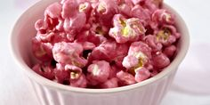 Recipe for Pink popcorn