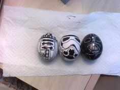 These are the kinds of eggs I'd love to find!