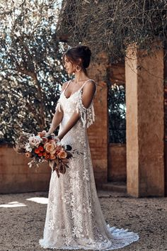The Designer Behind the Most Pinned Wedding Dress Is Back with Its Latest Collection