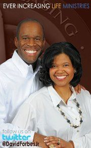 My spiritual parents, Dr David and Dr. Tracy Forbes