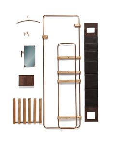 LYNKO modular system by Argentinian architect and designer Natalia Geci.