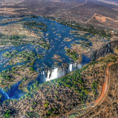 Travel to Victoria Falls Victoria Falls, Zimbabwe, Cruises, Touring, Waterfall, Southern, Africa, River, Activities