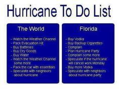 Image result for hurricane humor