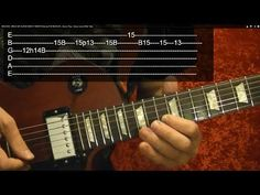 BEATLES - While My Guitar Gently Weeps - Solo - Guitar Lesson - YouTube
