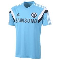 Chelsea Kids (Boys Youth) Training Jersey 2014 – 2015 (Blue)