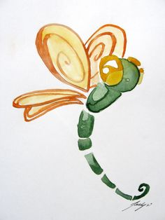cute dragonfly - Google Search
