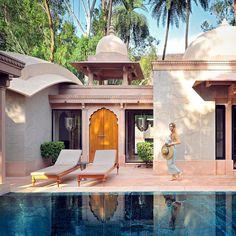 Travel Hat, Travel Style, Fashion Architecture, Mango Tree, Peaceful Places, Luxury Travel, Gazebo, Indie, Villa