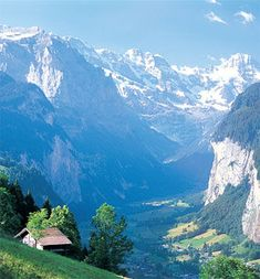 Switzerland - The Alps.... stunning beauty that leaves you speechless!