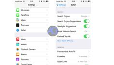 read the tips to use safari on your ios device more perfectly.