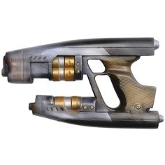 Guardians of the Galaxy - Star-Lord Gun for Halloween ($9.48) ❤ liked on Polyvore featuring costumes, halloween costumes, star costume, guardians of the galaxy costumes and guardians of the galaxy halloween costume
