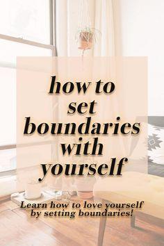 Spiritual Health, Mental Health, Good Night Prayer, Journal Writing Prompts, What Is Self, Setting Boundaries, Mentally Strong, Negative Self Talk, Tough Love