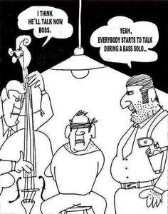 Bass Humor
