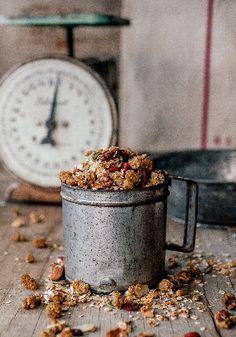super food granola #breakfast