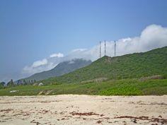 Playa Parguito, Isla de Margarita, Venezuela. 2008.