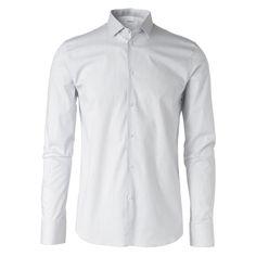 FILIPPA K - M. paul cut away str #MQ #Mqfashion Shirt Dress, Mens Tops, Shirts, Dresses, Fashion, Vestidos, Moda, Shirtdress, Fashion Styles