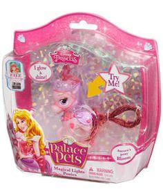 Disney Princess Palace Pets Magical Light Up Playset.