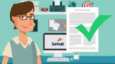 Pós-graduação Senac EAD - Procedimentos para matrícula