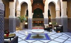 (1) royal mansour bathrooms - Bing images Most Luxurious Hotels, Unique Hotels, Islamic Architecture, Architecture Design, Bedouin Tent, Marrakech Morocco, Marrakesh, Moroccan Interiors, Courtyard House