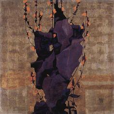 Egon Schiele - Still Life Flowers, 1908