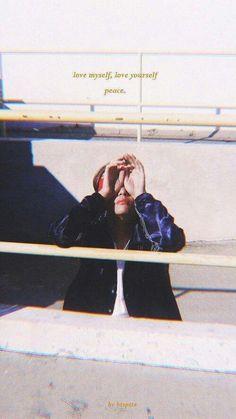 kim Taehyung #lockscreen #line #BTS