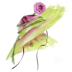 Chapeau de Fleur