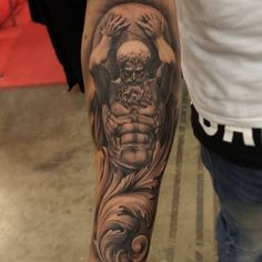 Found images for the search hercules tattoo sleeve Forarm Tattoos, God Tattoos, Forearm Sleeve Tattoos, Maori Tattoos, Best Sleeve Tattoos, Samoan Tattoo, Body Art Tattoos, Tattoos For Guys, Zues Tattoo