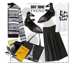 """""""That same old love"""" by mycherryblossom ❤ liked on Polyvore featuring Rebecca Minkoff, polyvoreeditorial, polyvorestyle, polyvorecontest and anklewrapflats"""