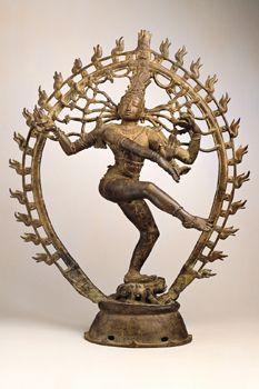 Asia Society discussion of Shiva Nataraja. Shiva as Lord of Dance (Nataraja). Hindu; India (Tamil Nadu), Chola Dynasty. c. 11th century C.E. Cast bronze.
