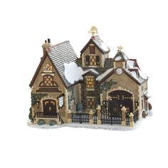 Department 56 Dickens Village Cartwright Coach Builders >>> Read more at the image link. Christmas Tree Village, Christmas Village Collections, Halloween Village, Christmas Town, Christmas Villages, Xmas, Christmas Presents, Christmas Decorations, Department 56