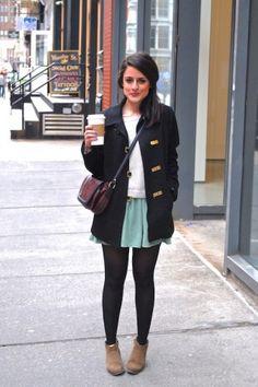 FASHIONISTA SPOTLIGHT: Ezgi Eren | College Fashionista