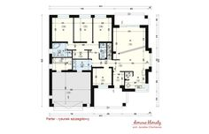 Projekt domu Neptun IV , wizualizacja 5 Tattoo Drawings, House Plans, Floor Plans, How To Plan, Projects, Home, Ideas, Houses, Log Projects