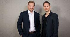 Startup-Spezialisten Christian Hemmrich und Sven Hecker starten mit #ClevverMail durch