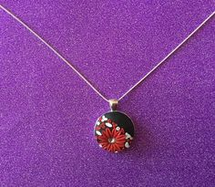 Flower Necklace  £10.00