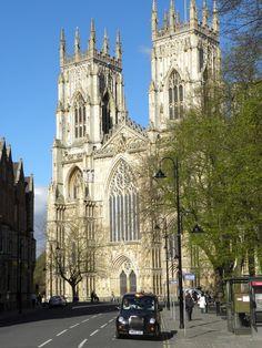 York Minster, York, North Yorkshire, England