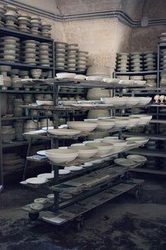 Ceramics La Grotta Ceramiche - Copyright Carla Coulson