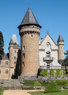 Château de Busset, Busset, Auvergne