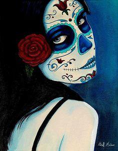 No Se Olvide de Mi Painting  - Al Molina