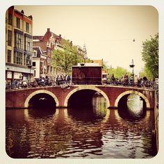 Bridge in #amsterdam #holland #ams_eb #igersholland #dutch #ubiquography #jj_forum #ebstyles_gf #earlybirdlove - @alanisko- #webstagram