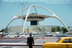 The Theme Building was built as the centerpiece and crowing touch of the 1961 jet-age expansion of Los Angeles International Airport (LAX). It is to Los Angeles what the pyramids are to Cairo, the Eiffel Tower to Paris, and leaning tower to Pisa. No other building remotely resembles it.