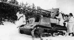 ZIS-30 (57-mm gun PTO) — Soviet light tank destroyer of the open type. Created by a team of factory No. 92 under supervision of P. F. Muraveva. Pin by Paolo Marzioli