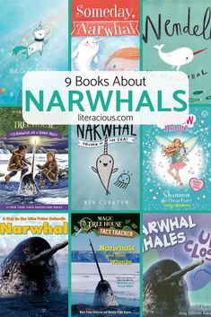 Narwhals, the Unicorn of the Sea!
