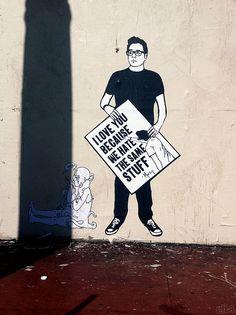 morley « Colors In Los Angeles | Street Art & Graffiti in Los Angeles