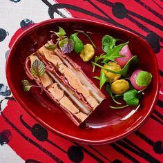 Pressé de foie gras par Joy-Astrid Poinsot - une recette Foie Gras - Cuisine | Le Figaro Madame