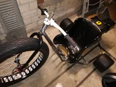 Drift Trike Motorisiert Drift Trike Motorized, Homemade Go Kart, Stationary, Bike, Projects, Bicycle, Log Projects, Blue Prints, Bicycles