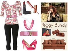 Last Minute #Costume: Peggy #Bundy